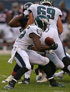 LeSean McCoy, Philadelphia Eagles