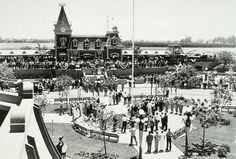 An look at the early years of Disneyland, which is celebrating it's 60th birthday!