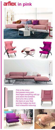 Arflex in pink