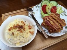 IMG_0460 Pork, Meat, Kale Stir Fry, Pork Chops