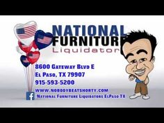 Start The Labor Day Celebrations Early With National Furniture Liquidators El  Paso, Tx.!