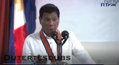 Another viral video is spreading around the internet right now. This insanely funny and awesome thanks to Duterte Dubs Official (Facebook P... #duterte #pinoy