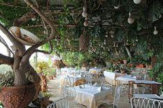Ristorante Al Barilotto del Nonno---some of the best food I have ever put in my mouth!  Positano, Italy