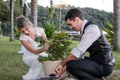 Ideias para um casamento ecológico