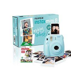 Fujifilm Instax Mini 8 Instant Camera with 10 Shots - Blu... https://www.amazon.co.uk/dp/B010FU61S4/ref=cm_sw_r_pi_dp_x_iskfyb4Z00J59