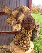 Chainsaw Art 木霊 | Gallery2