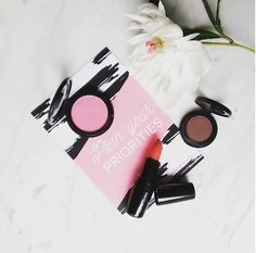 """I'm so excited to see the first photos of the newest #TeriMiyahiraBeauty box that's finally arriving in your mailboxes!   I'm SO happy with how you are loving this month's collection with the color scheme!  Wanted to create a """"full face"""" summer look for you  I was really hoping that this lip color would be amazing on everyone and I'm relieved that it's turning out to be versatile for all!  Do you guys have any specific requests of products you'd like for us to make? Working on a liquid…"""