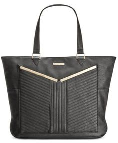 bbdf0aca18aabd Rampage Quilted Detail Tote Tote Handbags, Clearance Handbags, Handbag  Accessories, Bags