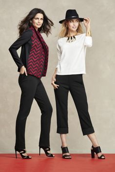 Get the inside scoop on the season's must-have pant silhouettes in our new Fall Pant Guide.