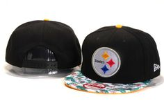 NFL Pittsburgh Steelers Snapback Hat Ea Sports 917202945