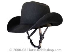 cowboy hat riding helmet- i usually don t wear a helmet but this is nice  for barrel racing. 47c2e6f11b9