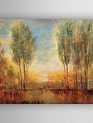 peinture à l'huile paysage peint à la main toil... – CAD $ 95.90