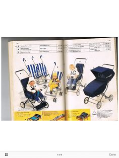 Prams in 1978 the year that I was born, Vintage Pram, Vintage Toys, Retro Vintage, Gifts For Campers, Camping Gifts, Mothercare Prams, Best Prams, Nostalgia 70s, Prams And Pushchairs