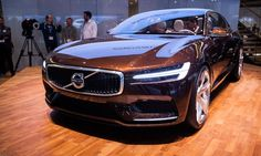 Volvo Concept Estate from Geneva motor show previews new Volvo V90 wagon - Autoweek