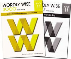 Wordly wise 3000 book 8 answer key 4th edition vocabulary for wordly wise 3000 book 11 answer key 4th edition fandeluxe Image collections