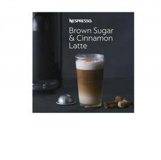 Brown Sugar & Cinnamon Latte