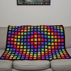 Midnight Brites Blanket