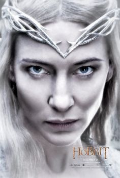 Cate Blanchett as Galadriel - The Hobbit: The Battle of the Five Armies