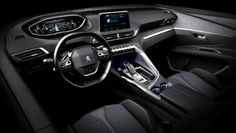 This Is The 2017 Peugeot 3008 Crossover's Futuristic Dashboard Honda Civic Coupe, Honda Civic Hatchback, Honda Civic Type R, Peugeot 3008, Super Sport Cars, Cool Sports Cars, 3008 Gt, Pictures Of Sports Cars, Opel Meriva