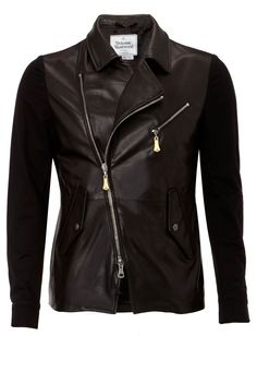 Salt & Pepper Leather Jacket - Vivienne Westwood