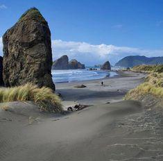 "Oregon Is Beautiful on Instagram: ""Pistol River Beach - photo by @atruthfultraveler . . . #oregon #oregonnw #oregonisbeautiful #pnw #traveloregon #oregonphotography…"""