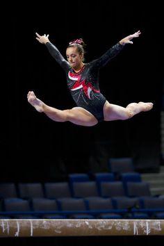 Maggie Nichols--2013 Nationals Night 2 (senior) Elite Gymnastics, Gymnastics Poses, Gymnastics Pictures, Artistic Gymnastics, Rhythmic Gymnastics Leotards, Olympic Gymnastics, Olympic Sports, Gymnastics Girls, Gymnastics Bedroom