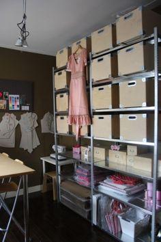 inventory storage by MARIELLE (Netherlands)