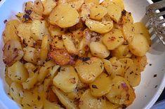 Bratkartoffeln aus rohen Kartoffeln, ein sehr schönes Rezept aus der Kategorie Gemüse. Bewertungen: 16. Durchschnitt: Ø 4,3.