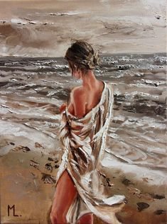 Oil painting Videos Seascape - - Oil painting Techniques Buildings - Oil painting Nature Canvases - Oil painting For Beginners Portraits Oil Painting Abstract, Woman Painting, Painting People, Painting Wallpaper, Watercolor Artists, Painting Art, Watercolor Painting, Paintings For Sale, Original Paintings