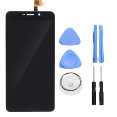LCD Display Screen + Touch Screen 5.5 inch Replacement With Tools For UMI Super Euro