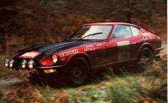 1970 RAC Rally (Aaltonen & Easer) Datsun 240Z