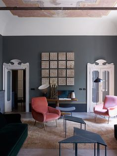 Milan apartment by Dimore Studio. Photo by Henry Bourne | http://www.yellowtrace.com.au/2013/11/22/henry-bourne-photography/
