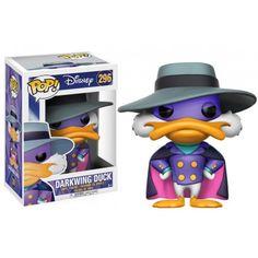 Funko Pop! Darkwing Duck - Darkwing Duck Vinyl Figure - Capsule Corp Comics