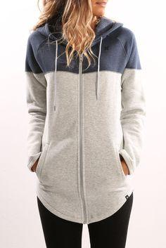 Royal Zip Fleece Heather Quartz | Women's | Jean Jail | Clothes Online | Shoes | Womens Fashion | Mens Fashion
