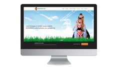Sito web dinamico, responsive, one page per Energysolving srl.