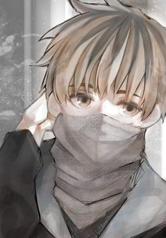 Nagachika Hideyoshi || Tokyo Ghoul
