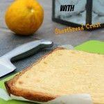 lemon-bars-with-shortbread-crust http://www.mykitchenintherockies.com/2013/07/29/lemon-bars-with-shortbread-crust/