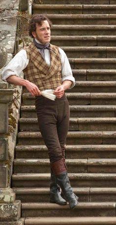 Michael Fassbender, Mr. Edward Fairfax Rochester - Jane Eyre (2011) #charlottebronte #caryfukunaga
