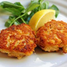 Medifast - Crab Cakes 2 Recipe