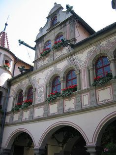 Konstanz Rathaus - Germany