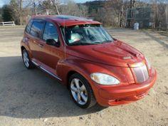 MY Chrysler PT Cruiser Dream Cruiser Series 2 Tangerine Turbo