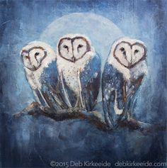 'Night Owls, Haiku and Imperfection as Truth' by Deb Kirkeeide