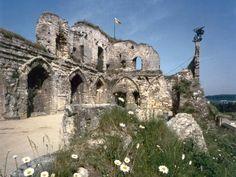 Valkenburg castle Netherlands