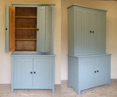 Photo of Larder Unit. painted in F&B colour of choice.