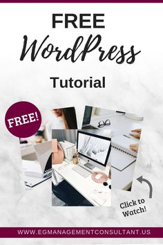 There are several ways to edit WordPress pages. You can use the classic editor, the new Gutenberg editor, or a visual builder such as elementary. Today I'm going to show you how to edit word press pages using all of these. Wordpress For Beginners, Learn Wordpress, Wordpress Plugins, Blogging For Beginners, Make Money Blogging, How To Make Money, Create Website, Blogger Tips, How To Start A Blog