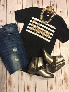 How cute is this new tee!! Shine is in gold glitter...pictures don't do it justice! Unisex fit. | Shop this product here: http://spreesy.com/jujulaneboutique/302 | Shop all of our products at http://spreesy.com/jujulaneboutique    | Pinterest selling powered by Spreesy.com