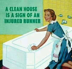....Or a tapering runner! #womensrunningcommunity #runlikeagirl #runlikeawoman #runnersproblems