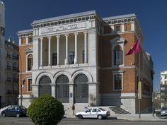 Casón del Buen Retiro #arquitectura #madrid