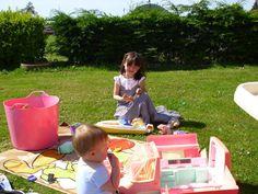 Summer fun with Kerri and Morgan