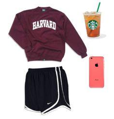 Lazy Monday.. But UPenn  sweatshirt instead